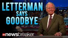 LETTERMAN SAYS GOODBYE: Late Show Host Announces He Will Retire in 2015