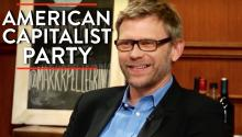 American Capitalist Party & Classical Liberalism (Mark Pellegrino Interview part 1)