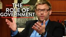 Abortion Debate and the Role of Government (Mark Pellegrino Interview)