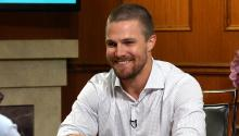Stephen Amell on Olicity: then, now, and in the future