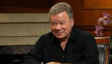 William Shatner on 50 Yrs. of Star Trek, Leonard Nimoy & mortality