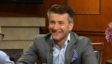 Robert Herjavec on 'Shark Tank,' politics, & poverty