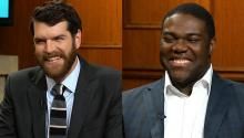 Timothy Simons & Sam Richardson on 'Veep,' JLD, & the election