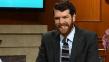 "Timothy Simons: 'Veep' has become ""aspirational"" compared to U.S. election"