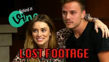 Behind the Vine: LOST FOOTAGE with Arielle Vandenberg & Matt Cutshall