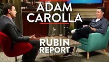 Adam Carolla and Dave Rubin talk Comedy, Atheism, and Donald Trump