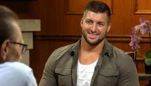 Tim Tebow on faith, NFL future & TV career