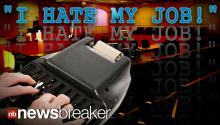 """I HATE MY JOB"": Court Stenographer Fired After Jeopardizing More Than 30 Court Cases"