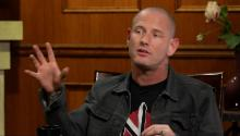 Corey Taylor: The Movie I'm Producing Will Hopefully Shoot Next Year