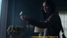 """The Hunger Games: Mockingjay Part 1"" (Trailer)"