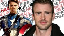 Captain America Chris Evans Retires