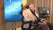 Stephen Hawking: Advances in AI may not be benign