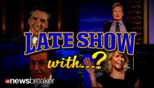LATE SHOW WITH…?: Four Contenders Emerge as Rumors Swirl Around Who Will Replace David Letterman