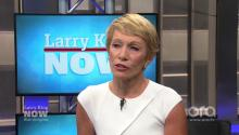 "Barbara Corcoran: Mr. Wonderful is ""a pushover"""