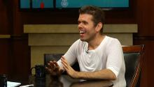 Perez Hilton on bullying & past celebrity feuds