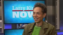 Malcolm Gladwell on Donald Trump: He's