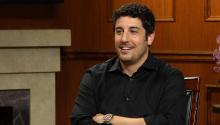 Jason Biggs's wife got him a hooker for his birthday