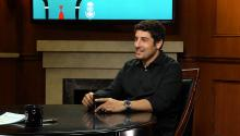 Larry King gives Jason Biggs advice on how to handle fame