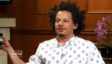 Larry King loses it on Eric Andre