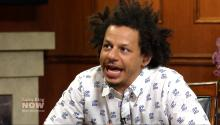Eric Andre on Trump, Hillary, & crashing the RNC