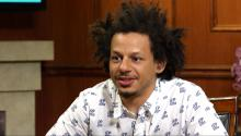 Eric Andre on politics, Judaism, & his bizarre talk show