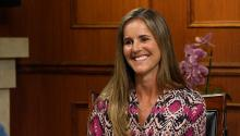 What happened to Brandi Chastain's famous World Cup bra?