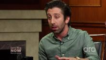 Simon Helberg on working with Meryl Streep