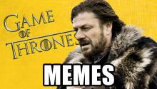 Game of Thrones Season 4 Best Memes