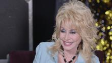 Dolly Parton on Hillary Clinton