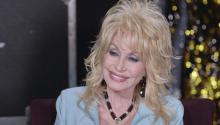 Dolly Parton on 'Pure & Simple,' Hillary, & '9 to 5' reunion