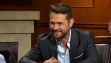 Jason Priestley on '90210,' Trudeau, and Justin Bieber