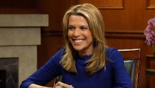 Vanna White on 'Wheel of Fortune's' future, Merv Griffin, & her famed dresses