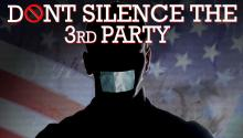 Don't Silence the Third Party