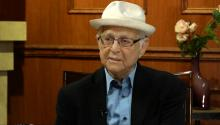 Norman Lear Talks About Network Battles Over 'All In The Family'