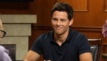 James Marsden on 'Westworld,' acting, & Chris Pine