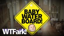 BABY WATER BOARD: Norway Releases Pro-Baptism Commercial Featuring Baby That Farts And Raps. God Bless America. (Err- I Mean Norway.)