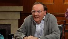 James Patterson on writing, Alex Cross, & child literacy