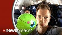 Vine Star Jerome Jarre Allegedly Arrested for Prank on American Airlines Flight