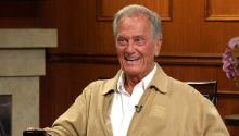 Conservative Pat Boone on Trump's chances