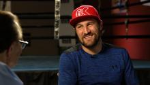 "Sergey ""Krusher"" Kovalev sits down with Larry King"