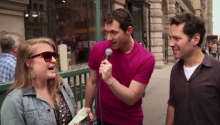 GOING VIRAL: Billy on the Street Asks