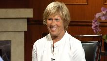 Diana Nyad on coming out, authenticity, & her epic swim