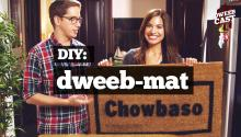 DIY: Dweeby Welcome Mats w/ Jennifer Landa