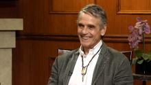 Is Jeremy Irons playing Scar in the 'Lion King' remake?