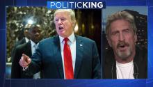 John McAfee: Trump's US cybersecurity plans woefully insufficient