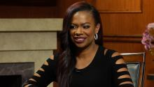 Is Kandi Burruss offended by her