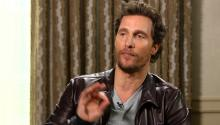 'True Detective' star Matthew McConaughey on the new cast of HBO's hit series