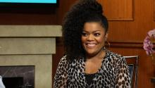 What scares Yvette Nicole Brown most about President Trump?