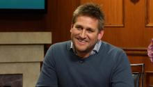 Curtis Stone's experience with Donald Trump