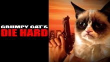 GRUMPY CAT'S DIE HARD (Mashup Trailer)